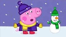 Pepa Prase zima zima...  - Peppa Pig winter winter ..