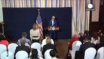 Nucleare iraniano, Kerry: ''Alcuni progressi ma importanti divergenze''
