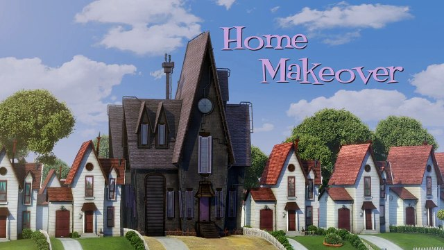 Home Makeover -  Minions mini movies