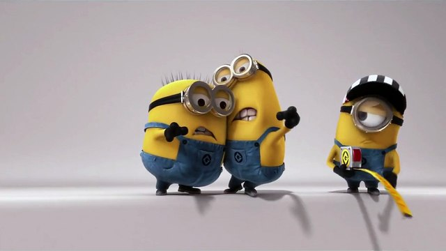 Minions are awesome HD - Funny video