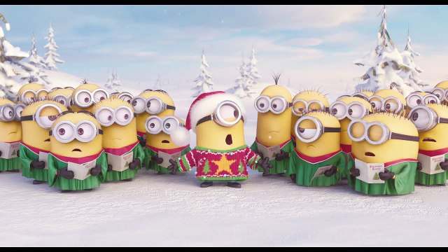 Minions Holiday Greeting (2015) - Minions Music Videos