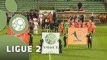Stade Lavallois - Nîmes Olympique (0-1)  - Résumé - (LAVAL-NIMES) / 2014-15
