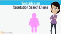 Negative Search Engine :  find negative information and data , about people or companies .