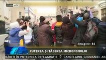 Puterea și tăcerea microfonului. Presa din Rep. Moldova este aservită anumitor politicieni și manipulează. În România, în schimb, presa are un cu totul alt comportament. Este liberă, echidistantă și răzbate înaintea celor de la DNA