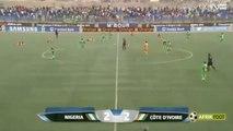Nigeria vs Côte d'Ivoire (2-2)   CAN U20