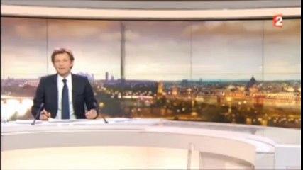 Journal TV 14 mars 20h France 2 : reportage la tentation de la province