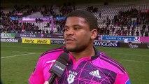 TOP14 - Paris-Grenoble: Interview Jonathan Danty (PAR) - Saison 2014/2015