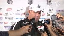 Após vitória com time misto, Fernandes exalta grupo do Santos