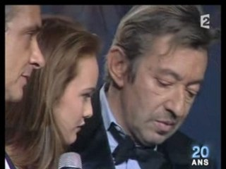 Vanessa Paradis, Serge Gainsbourg, Miche