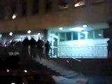 Policja atakuje szpital! STRAJK JSW