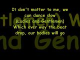 Ciara feat Missy Elliot 1,2 Step w_lyrics