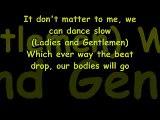 Ciara feat Missy Elliot 1,2 Step w_lyrics