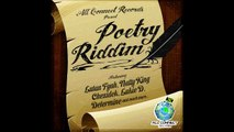 Reggae, Fyah Konkarah, Inna The Ghetto, Poetry Riddim, March, 2015