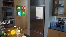 future with Microsoft hologram HoloLens