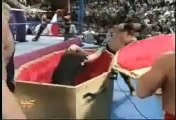 WWF Royal Rumble 1994 Yokozuna vs The Undertaker Part 2