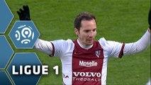 But Kévin LEJEUNE (56ème) / FC Metz - AS Saint-Etienne (2-3) - (FCM - ASSE) / 2014-15