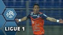 But Lucas BARRIOS (4ème) / Montpellier Hérault SC - Stade de Reims (3-1) - (MHSC - SdR) / 2014-15