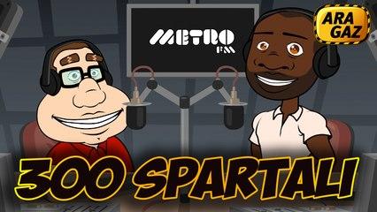 Ara Gaz Çizgi Filmi - 300 Spartalı