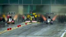 Dragster : Larry Dixon spectacular accident