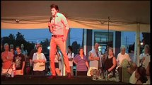Dean Z sings SPINOUT Elvis Week ELVIS PRESLEY song video