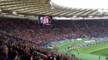 France-Italie : minute d'applaudissements