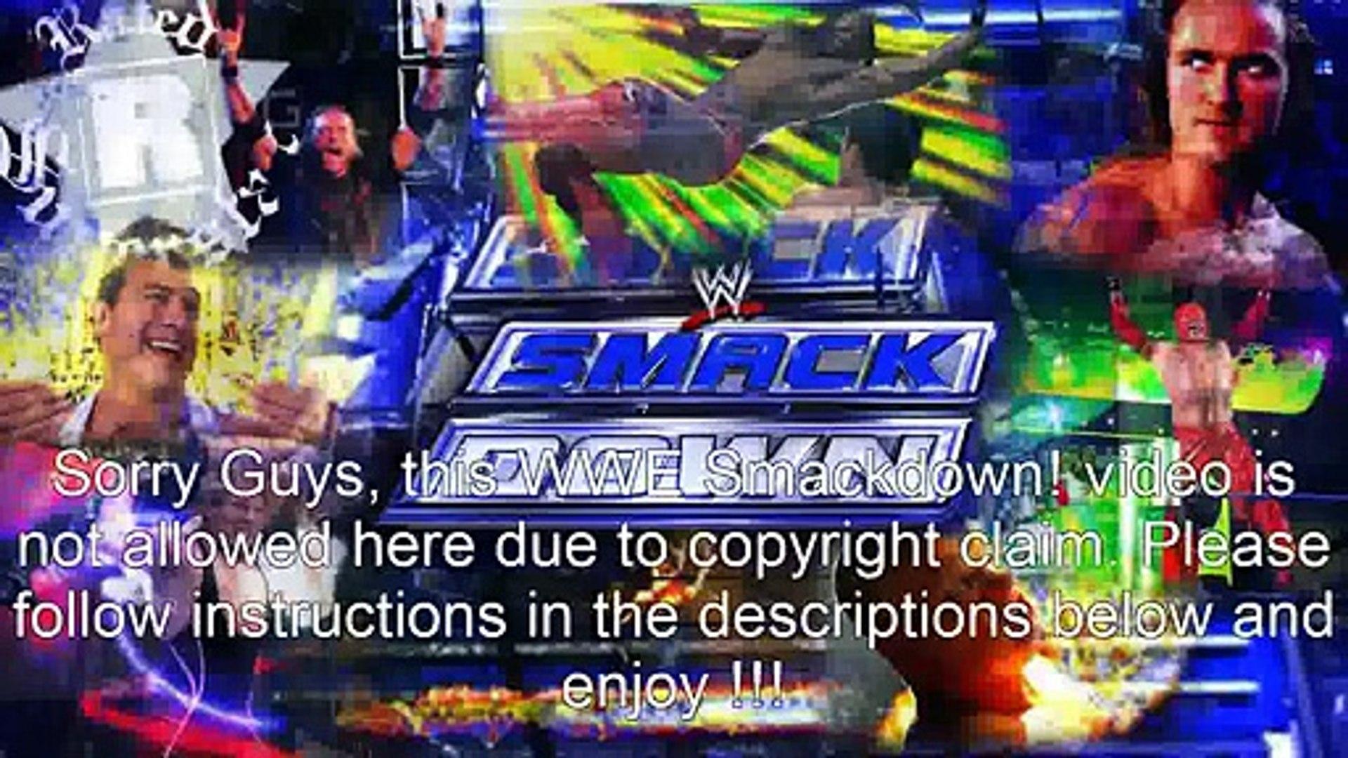 WWE Smackdown! (Full Episode)