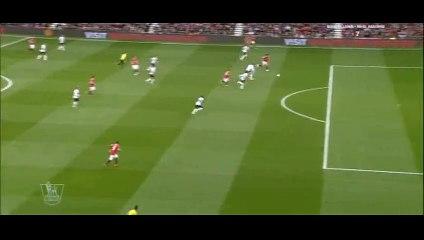 Goal Fellaini - Manchester United 1-0 Tottenham  - 15-03-2015