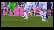 Goal Luca Toni - Verona 1-0 Napoli - 15-03-2015