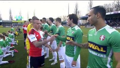 FC Dordrecht vs Feyenoord full match