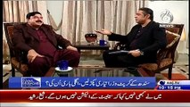 Aaj Rana Mubashir Kay Sath (Exclusive Interview With Sheikh Rasheed Ahmed) – 15th March 2015 - Video Dailymotion