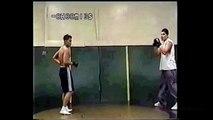 MMA Fighter VS Street Fighter
