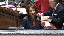 """Loi santé : les Français attendent des """"transformations profondes"""" selon Marisol Touraine"""