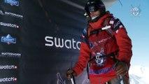 Sage CATTABRIGA-ALOSA (USA)  - Big Mountain run 2 - Swatch Skiers Cup 2015
