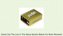 Whirlwind pcDI Direct Box for Interfacing Outputs CD Players, Sound Cards, iPod  MP3 Players Review
