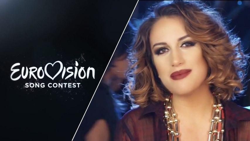 Elhaida Dani - I'm alive (2015 Eurovision Song Contest)