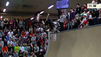 Vert Attack 9 - Pro/Am Final