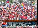 Venezolanos cierran filas con su gobierno frente al acoso de EE.UU.