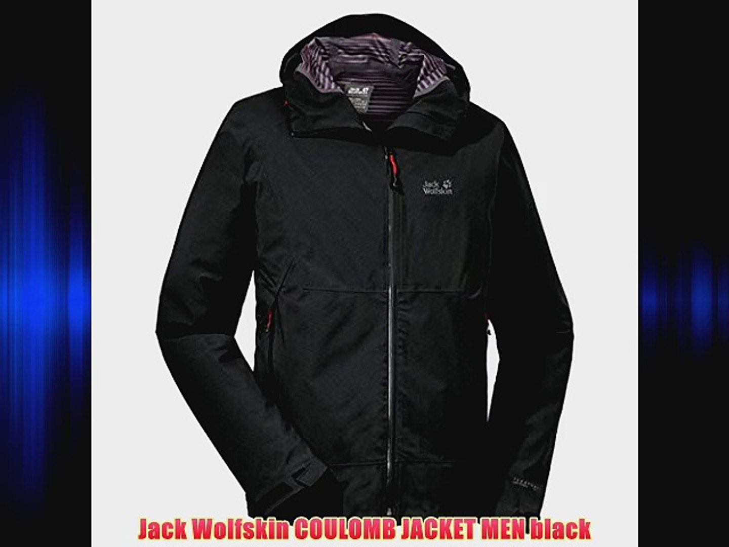 Black Jack Coulomb Wolfskin Jacket Men QdCtrxsBh