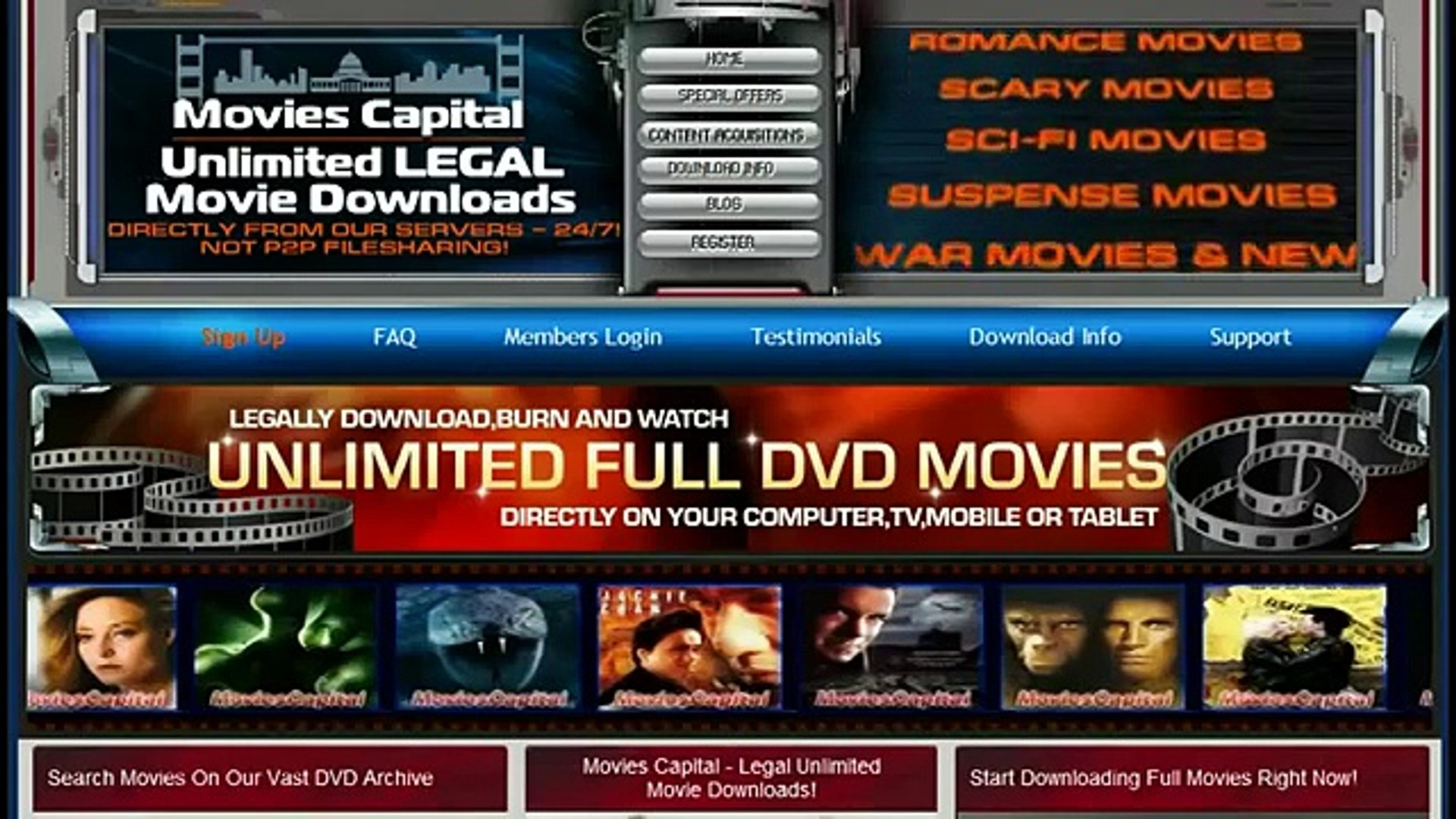 Review Movies Capital Download movies online legally