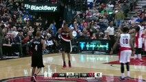 Portland Trail Blazers vs Toronto Raptors - Highlights - March 15, 2015 - NBA Season 2014-15