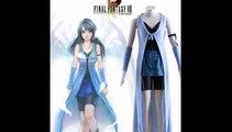 Final Fantasy VIII Rinoa Heartilly Dress Cosplay Costume-Eshopcos