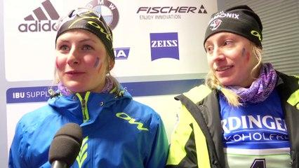 Interview de Justine Braisaz, Médaillée d'Argent 2015 en Relais