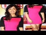 Hot Cute Girl Yami Gautam In Pink Mini Dress Looks Hotter