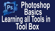 Photoshop tutorial for beginners # 2 | Introduction to tools and uses of tools