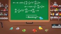 A Short Animation That Unravels The Mystery Behind The Banking Industry / Un court métrage d'animation se dénoue le mystère derrière Le secteur bancaire