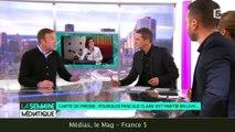 Laurent Ruquier regrette d'avoir donné la parole à Eric Zemmour