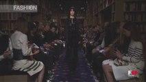 SONIA RYKIEL Autumn Winter 2015 Backstage & Fashion Show by Fashion Channel