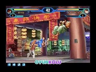 Street Fighter Turnuva Oyunu Nasıl Oynanır