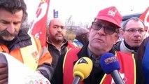 Routiers mobilisés pour leurs salaires: les opérations escargots ont repris