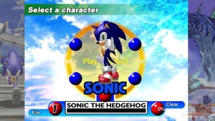 Speed Game Hors-série: TAS Sonic Adventure DX Sonic